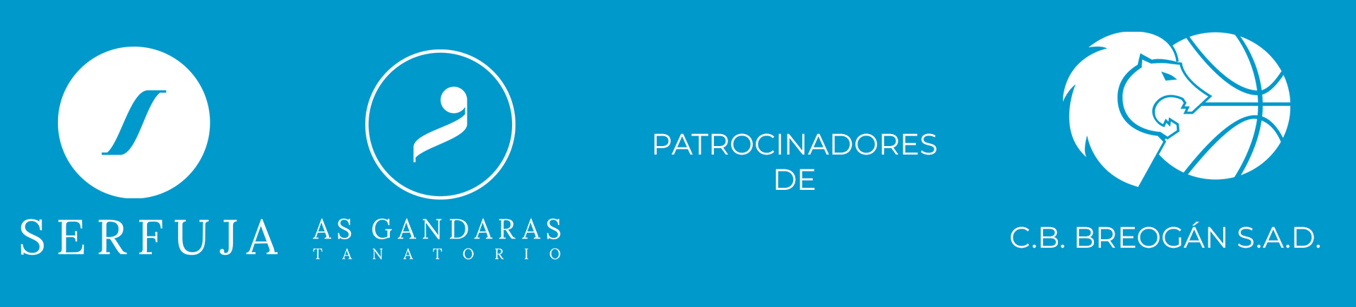 Serfuja - Tanatorio As Gándaras pratocinadore de C.B. Breogán S.A.D.